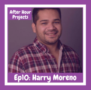Picture of Harry Moreno